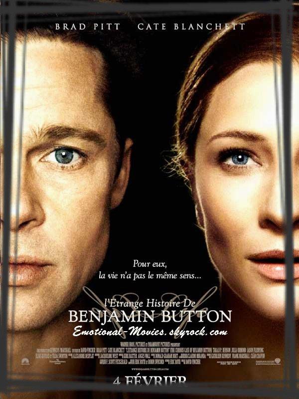 """""""L'ÉTRANGE HISTOIRE DE BENJAMIN BUTTON"""""""