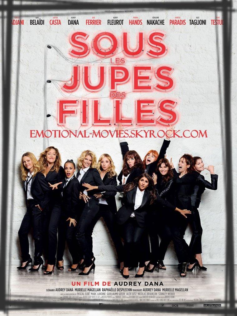 """""""SOUS LES JUPES DES FILLES"""""""