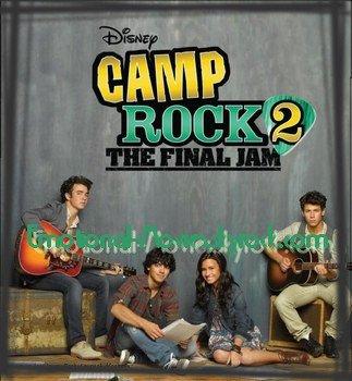 """""""CAMP ROCK 2 - LE FACE À FACE"""""""