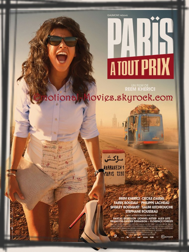 """""""PARIS À TOUT PRIX"""""""