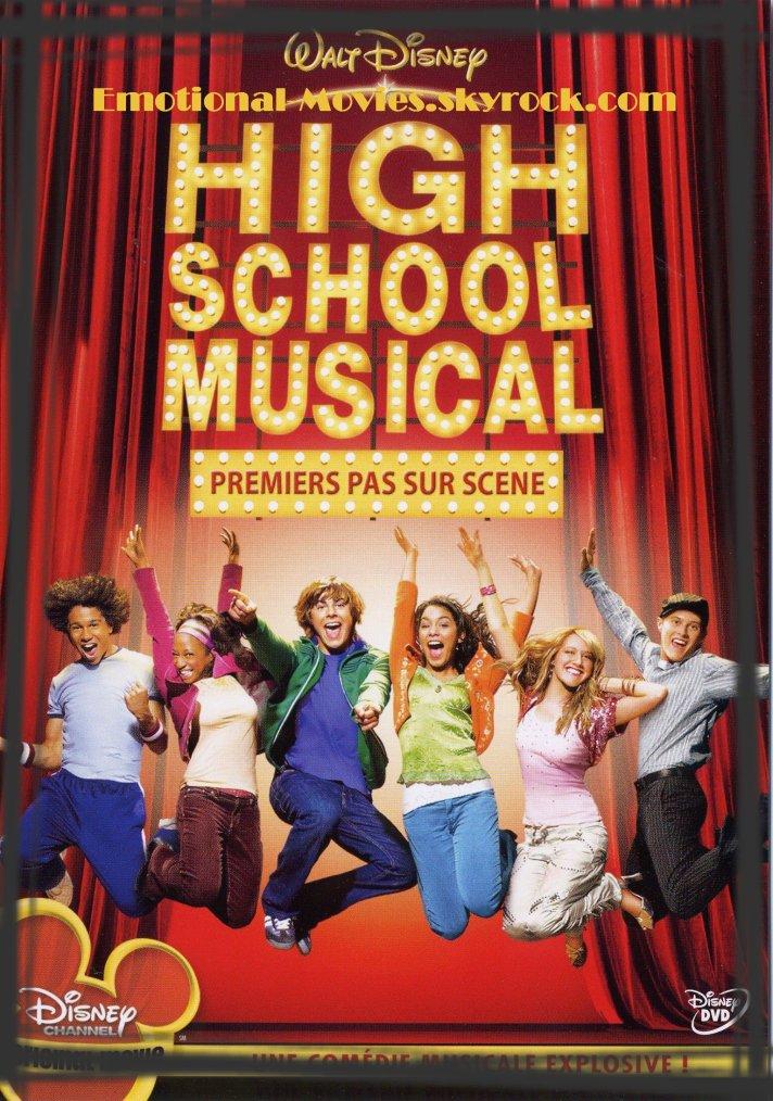 """""""HIGH SCHOOL MUSICAL 1 - PREMIER PAS SUR SCÈNE"""""""
