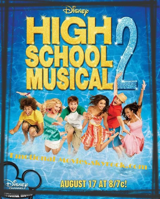 """HIGH SCHOOL MUSICAL 2 - L'ÉCOLE EST FINIE !"""