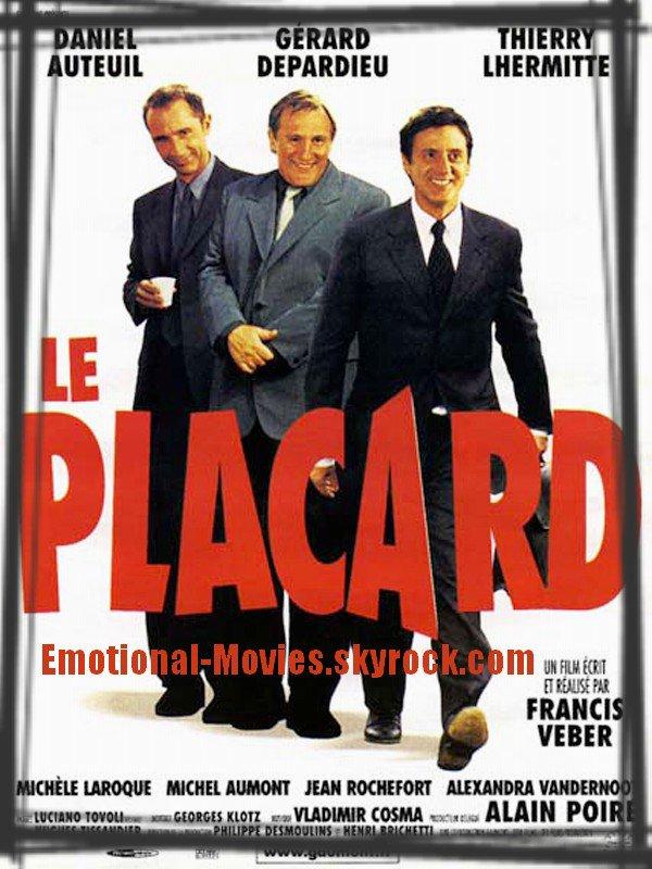 """""""LE PLACARD"""""""