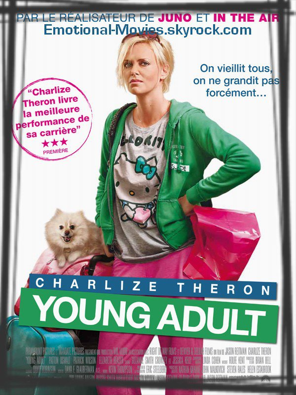 """YOUNG ADULT"""