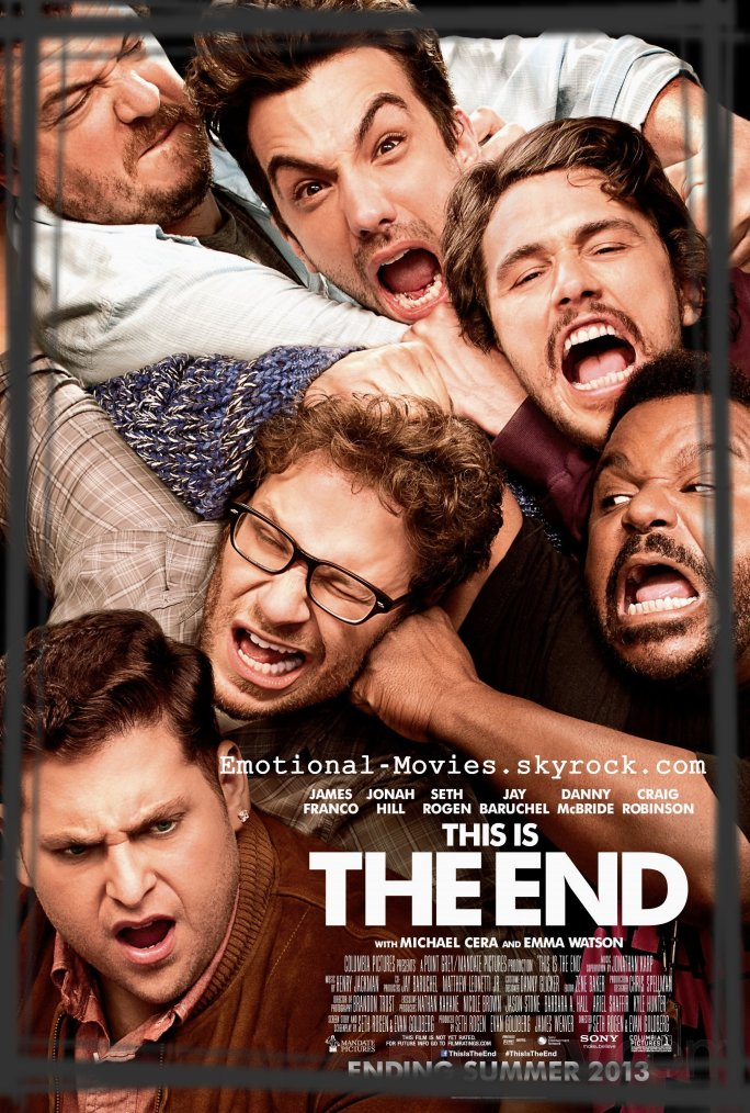 """""""THIS IS THE END"""""""