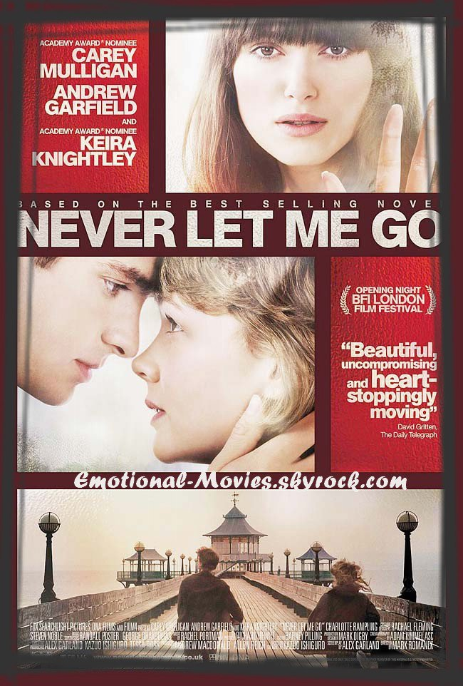 """NEVER LET ME GO"""