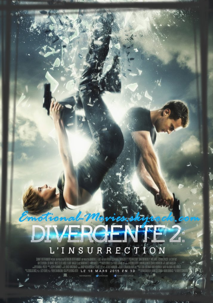 """DIVERGENTE 2 - L'INSURRECTION"""