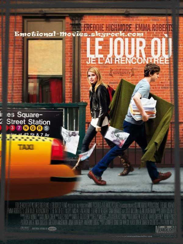 """""""LE JOUR OÙ JE L'AI RENCONTRÉE"""""""