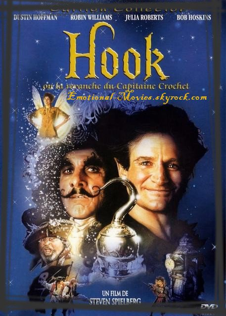 """HOOK OU LA REVANCHE DU CAPITAINE CROCHET"""
