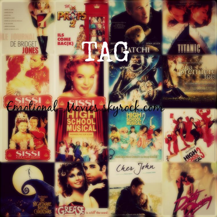 ★ TAG N°6 ★