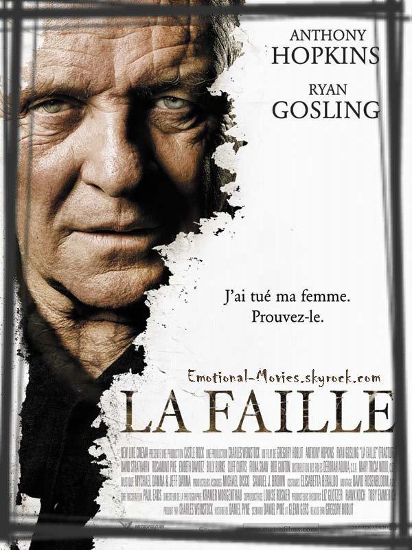 """LA FAILLE"""
