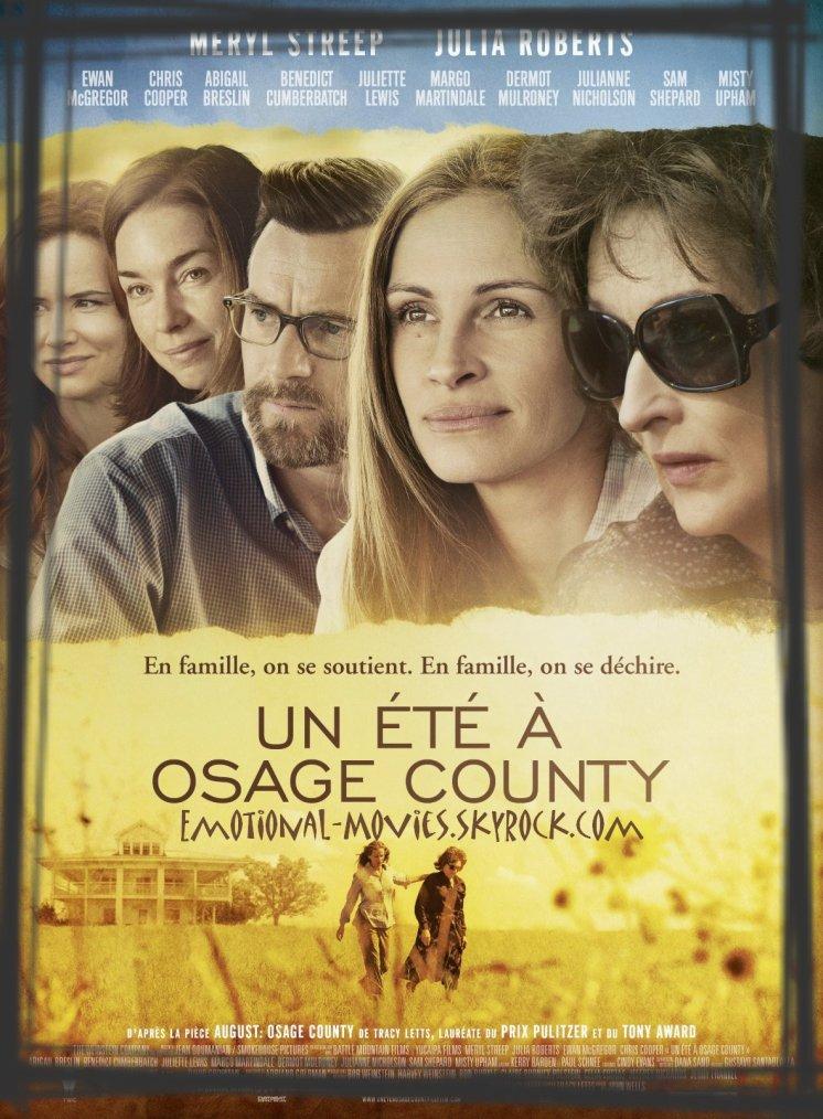 """""""UN ÉTÉ À OSAGE COUNTY"""""""