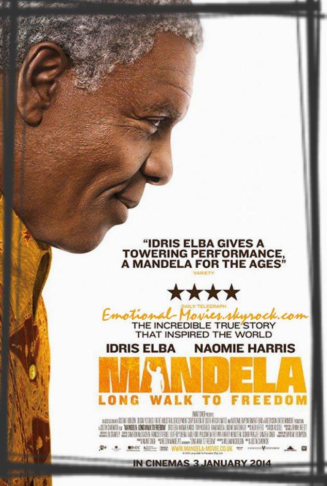 """MANDELA - UN LONG CHEMIN VERS LA LIBERTÉ"""