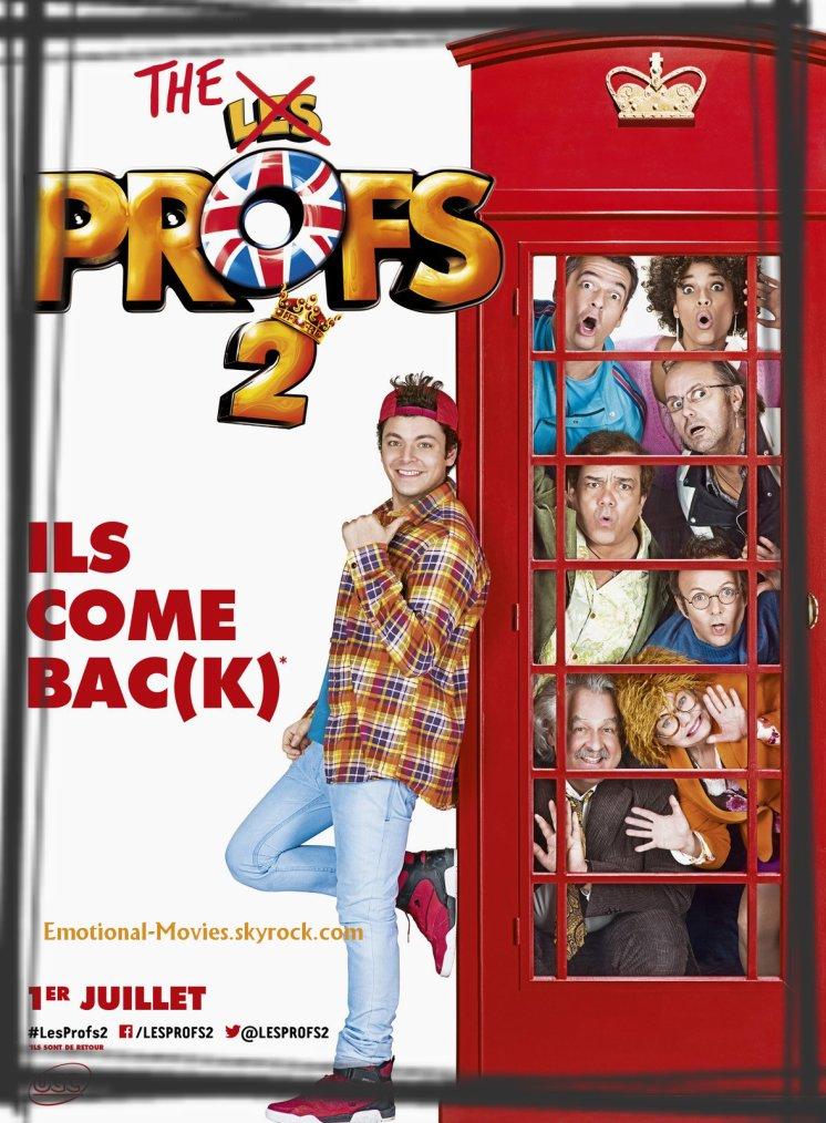 """""""LES PROFS 2"""""""