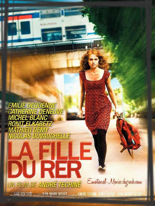 """""""LA FILLE DU RER"""""""