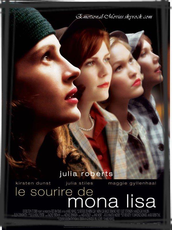 """""""LE SOURIRE DE MONA LISA"""""""