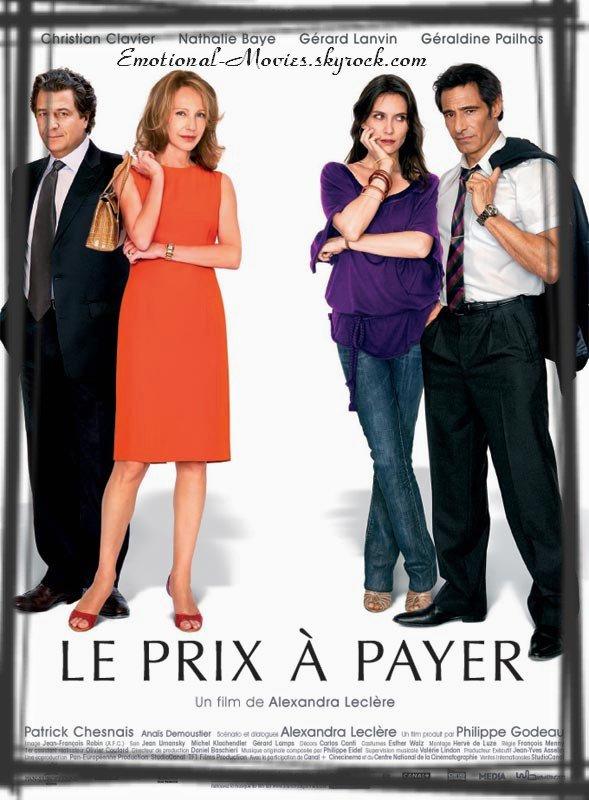 """""""LE PRIX À PAYER"""""""