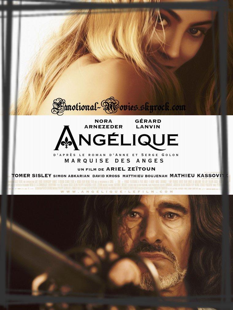 """""""ANGÉLIQUE MARQUISE DES ANGES"""""""