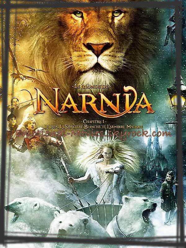 """""""NARNIA 1 - LE LION ET LA SORCIÈRE BLANCHE"""""""