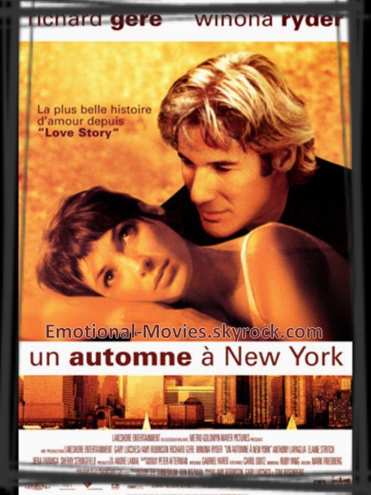 """""""UN AUTOMNE À NEW-YORK"""""""