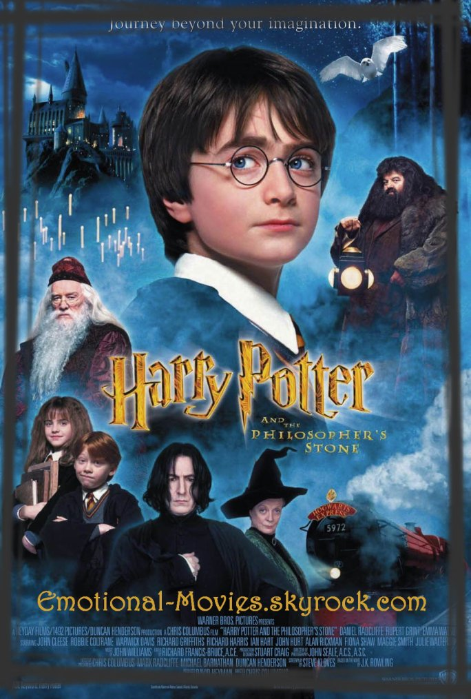 """HARRY POTTER 1 - À L'ÉCOLE DES SORICERS"""