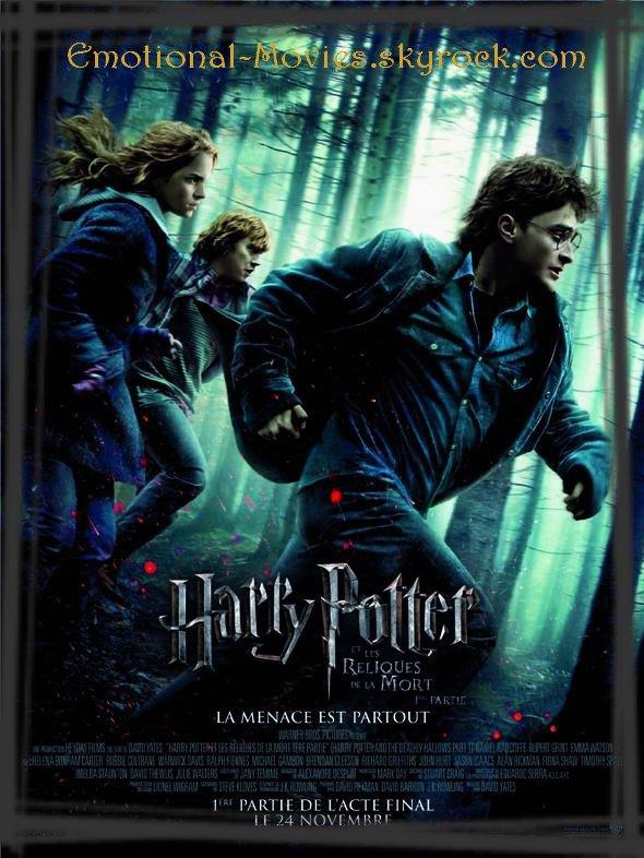 """""""HARRY POTTER 7 - LES RELIQUES DE LA MORT - PARTIE 1"""""""
