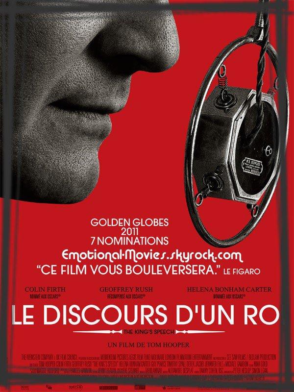 """""""LE DISCOURS D'UN ROI"""""""