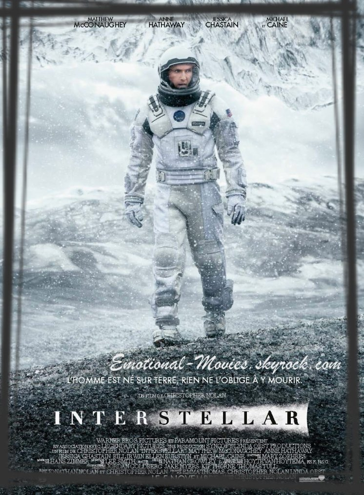 """INTERSTELLAR"""