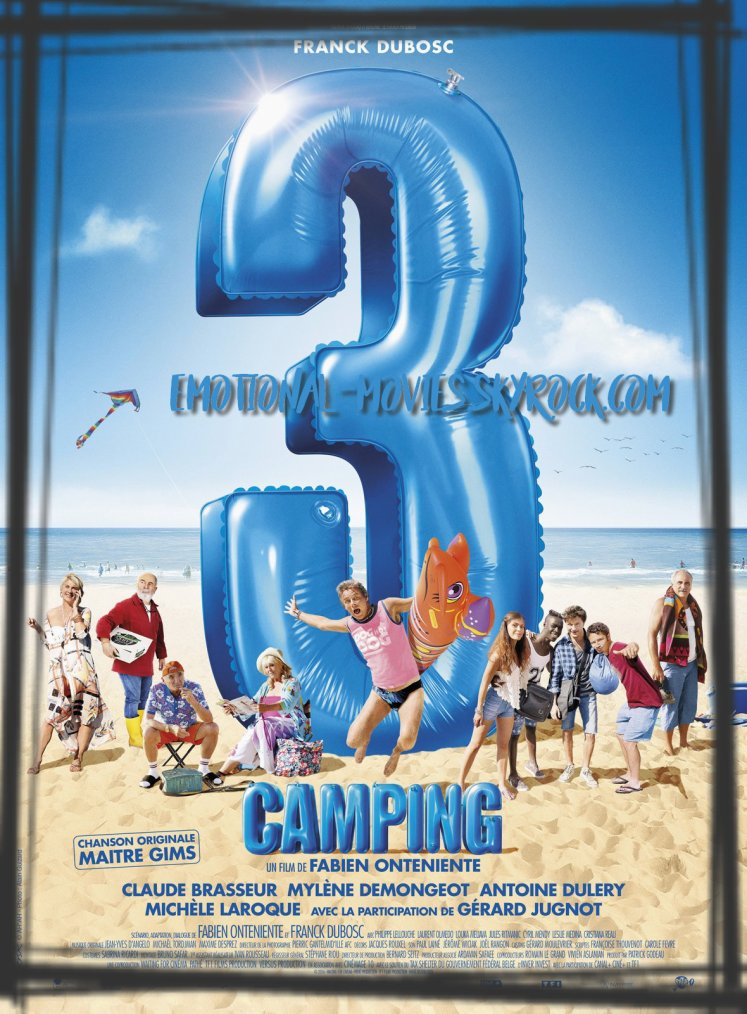 """""""CAMPING 3"""""""