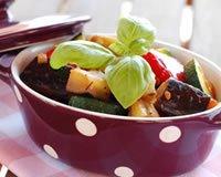 Ratatouille aux légumes d' Automne.