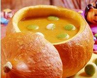 Soupe d' Halloween