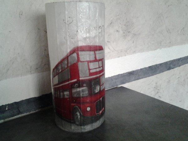 et encore une lampe London