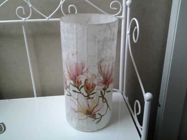 lampe chevet magnolias