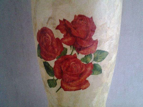 tres grand vase