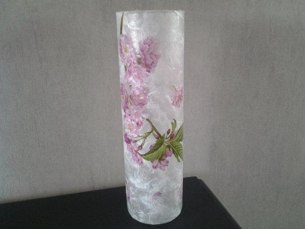 vase fleurs de pommiers