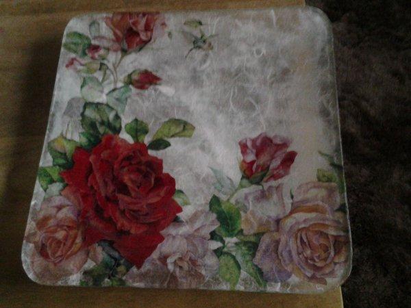coupelle fleurs    dispo