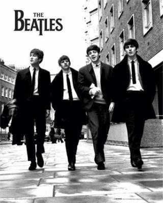 Petite présentation des Beatles