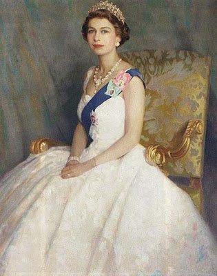 S.M. Elisabeth II, reine du Royaume-Uni