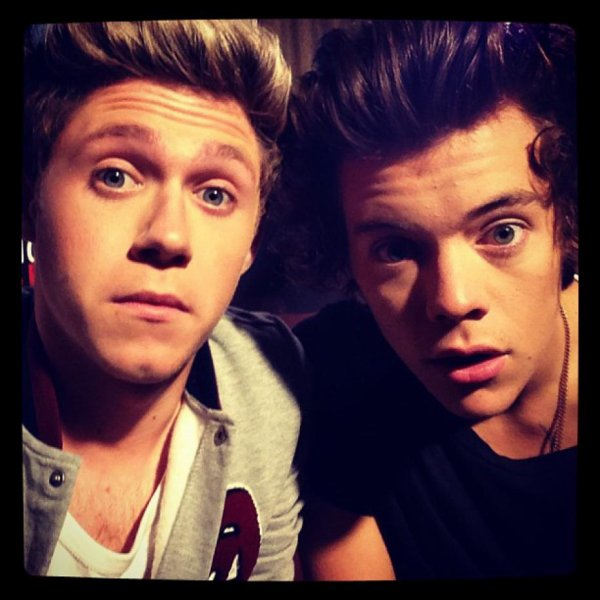 1D Fact Harry et Niall <3