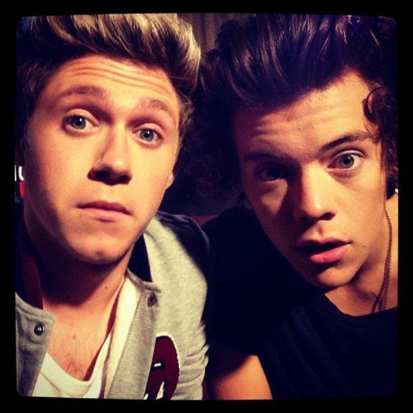 1D Fact Harry et Niall <3