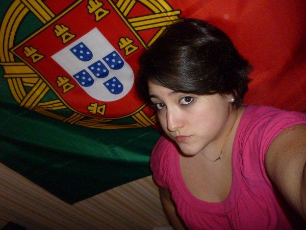 Orgulho de ser Portuguêsa =p