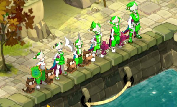 Screen de la team
