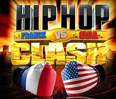 HIP HOP Clash : France Vs USA