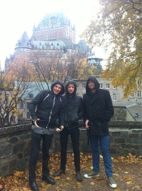 ---------------------------------------------------   21.10.10 @ Parc Montmorency (Québec)   ---------------------------------------------------