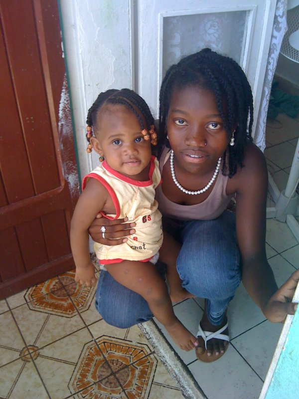 mwa et ma petite soeur
