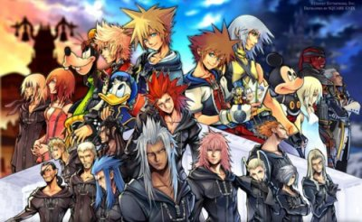 ON A TOUS UN COEUR DE KINGDOM HEARTS EN SOI!