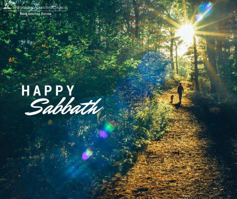 Bon Sabbat ! Happy Sabbath! Shabbat Shalom!!! :)