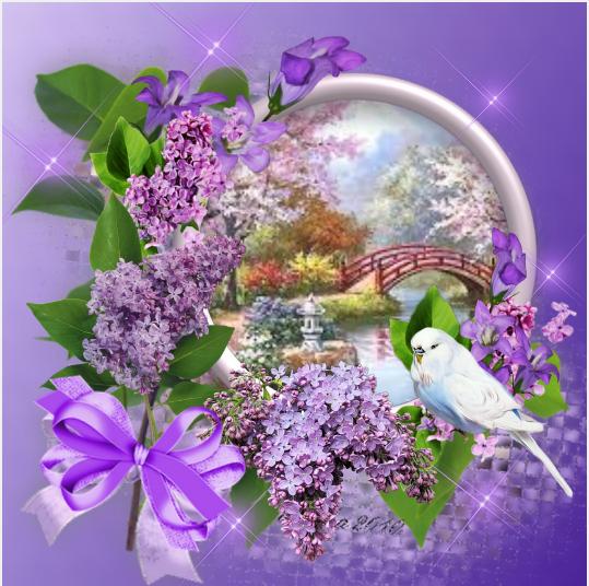bonjour à tous, passez une excellente journée! ♥