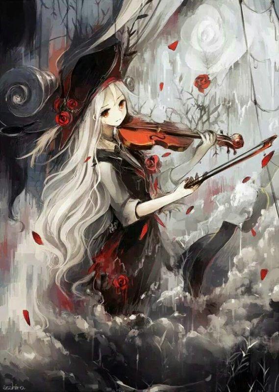 Sujet Numéro 10 : Ecoute le son de mon violon... Ecoute les intestins de tes amis morts grincer... Laisse moi te goûter, peut-être que si tu es sage, je ne te mangerais pas... Ou pas Totalement, On Verra...