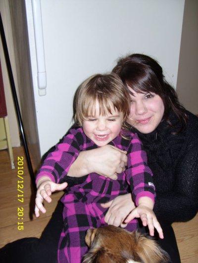 Moi et ma fille Mia